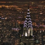"Chrysler Building @ Night • <a style=""font-size:0.8em;"" href=""http://www.flickr.com/photos/85195461@N00/2327991526/"" target=""_blank"">View on Flickr</a>"