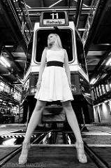 Photoshooting Trams & Angels